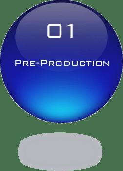 01 PRE-PRODUCTION   制作の流れ