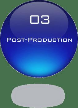 03 POST-PRODUCTION   制作の流れ